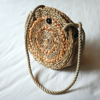 #DIY Straw Bag