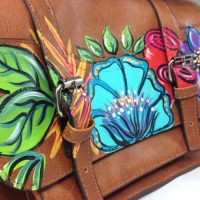 #ThriftShop Purse #Makeover