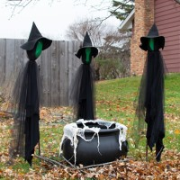 #Upcycled #Witch Coven Decor