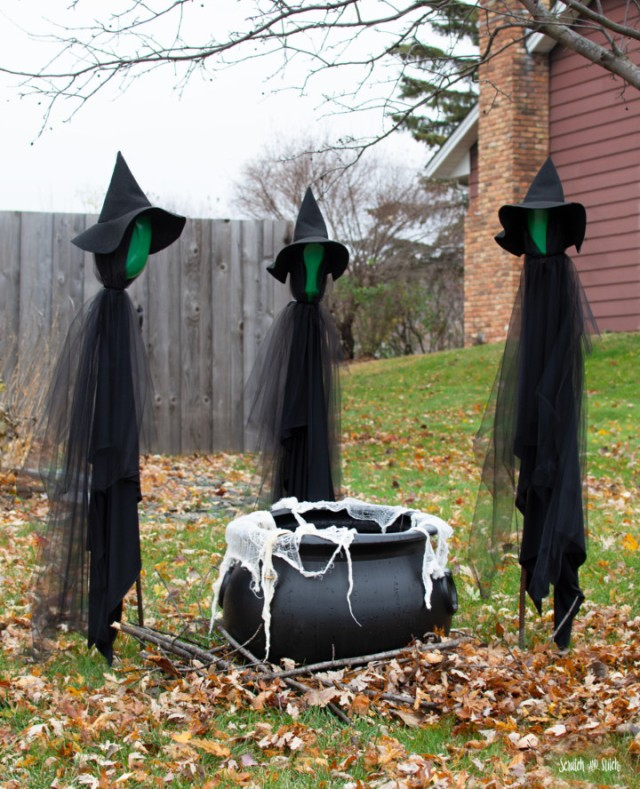 diy-witch halloween-decorations-scratchandstitch