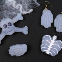 #DIY #Halloween Jewellery