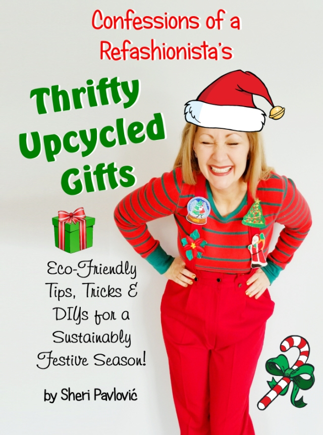 Thrifty Upcycled Gifts ebook cover