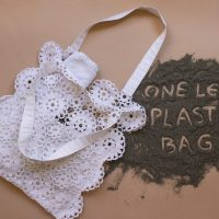 #Vintage Crochet Bag #DIY - no crochet skills needed!