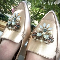 #Embellish Your Shoes!